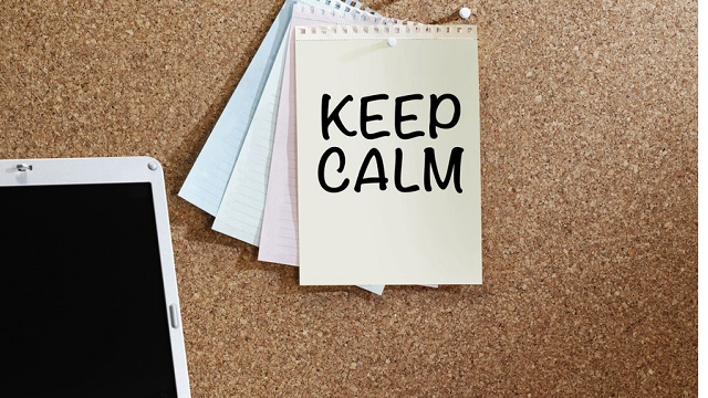 Keep Calm and Carry On – Communicating in a Crisis