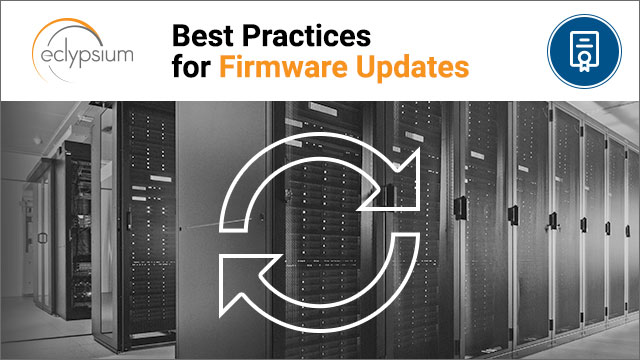 Enterprise Best Practices for Firmware Updates