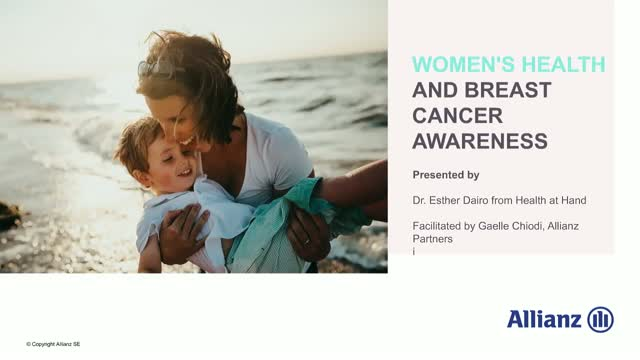 Women's Health and Breast Cancer Awareness