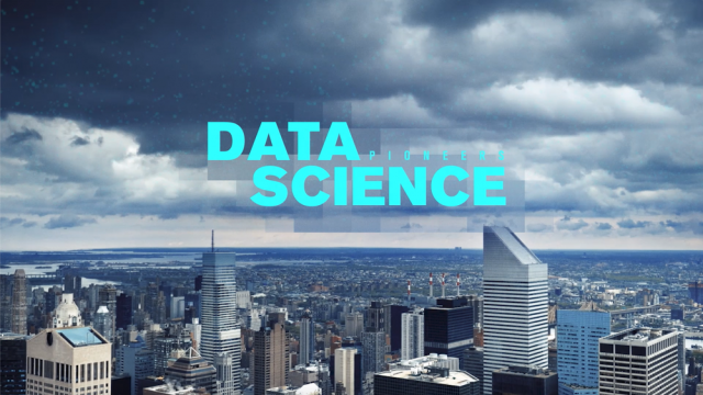 Data Science Pioneers: Conquering the Next Frontier