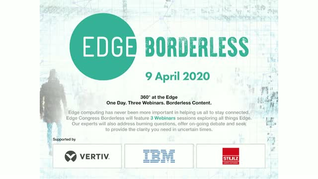 360° at the Edge Webinar Series — Part Three: BUSINESS MODELS AT THE EDGE
