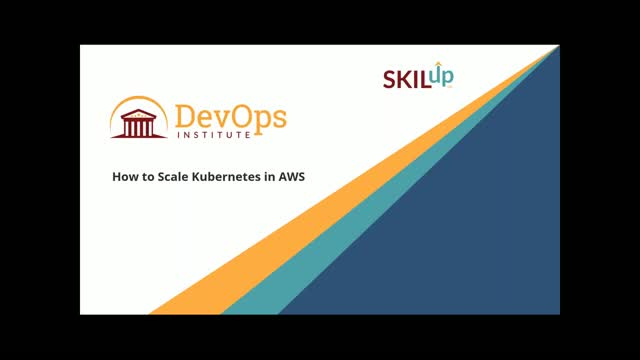 How to scale Kubernetes in AWS