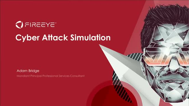 Virtual Cyber Attack Simulation