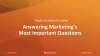 Looker & Alight Analytics | Answering Marketing's Most Important Question
