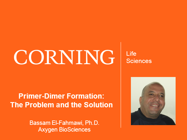 Primer-dimer Formation: The Problem and the Solution