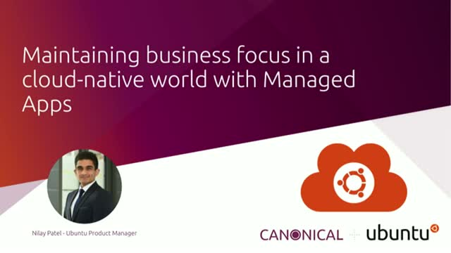 Maintaining business focus in a cloud-native world with Managed Apps