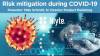 Risk mitigation during COVID-19 webinar
