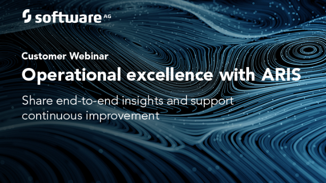 Share End-to-End Insights and Support Continuous Improvement with ARIS