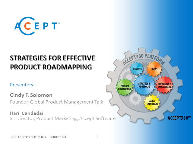 Strategies for Effective Product Roadmapping