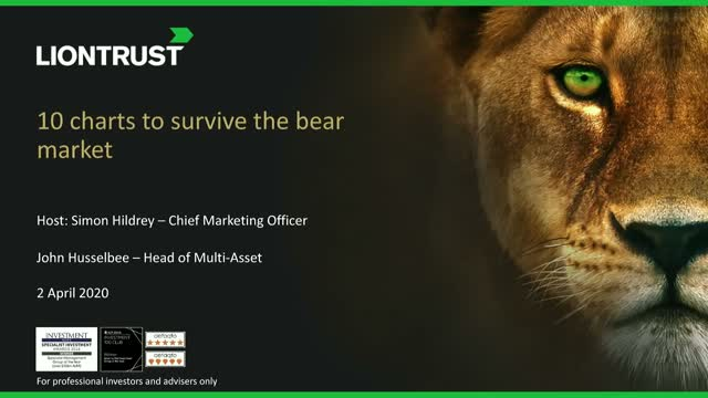 Liontrust Views - 10 charts to survive the bear market
