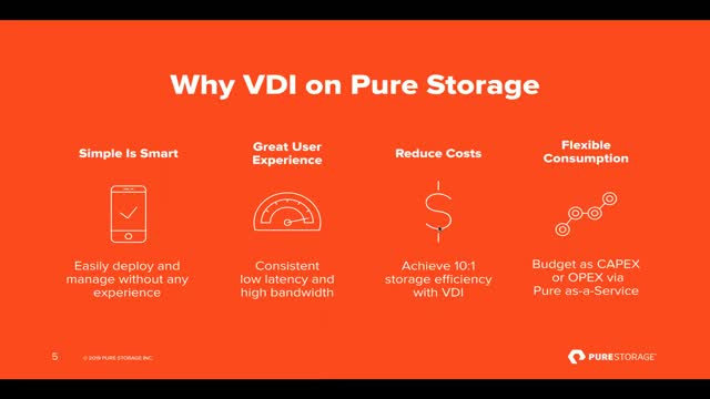 Scale Your VDI Environment - Move Quickly and with Financial Flexibility