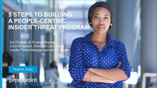 5 Steps to Building A People-Centric Insider Threat Program