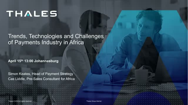 Trends, Technologies and Challenges of Payments Industry in Africa