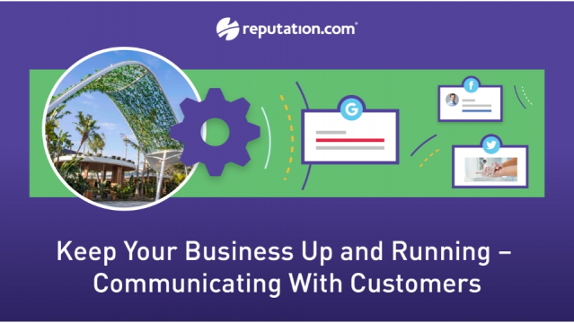 Keep Your Business Up & Running – Communicating With Customers