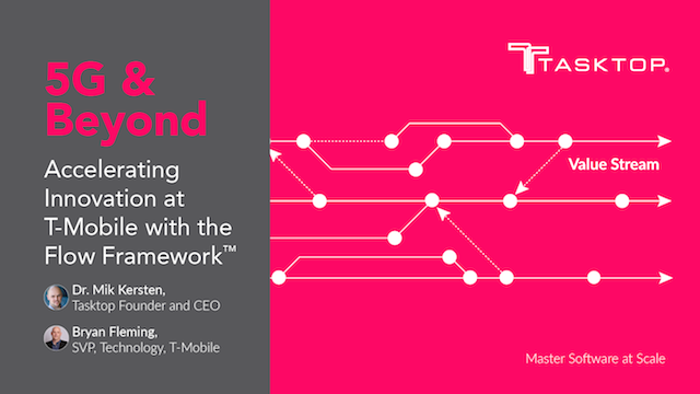 5G & Beyond: Accelerating Innovation at T-Mobile with the Flow Framework