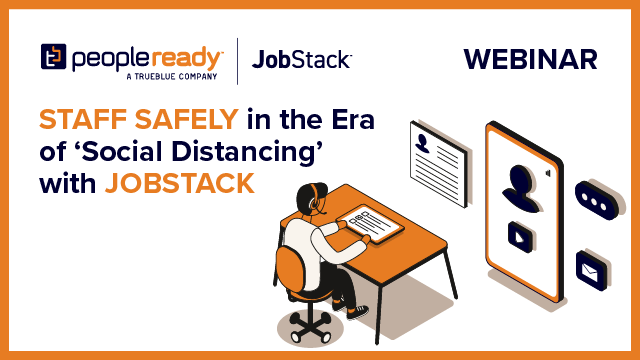 Staff Safely in the Era of 'Social Distancing' with JobStack