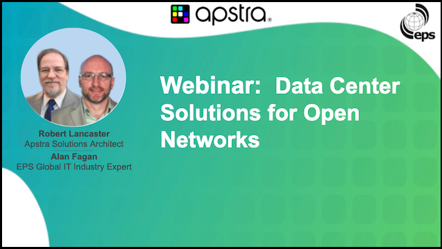 Data Center Solutions: Open Networks