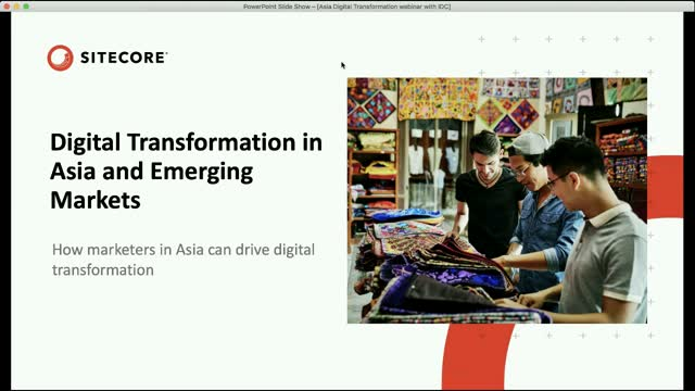 Digital Transformation in Asia and Emerging Markets