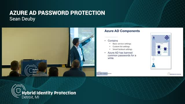 Azure AD Password Protection