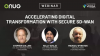 Accelerating Digital Transformation with Secure SD-WAN