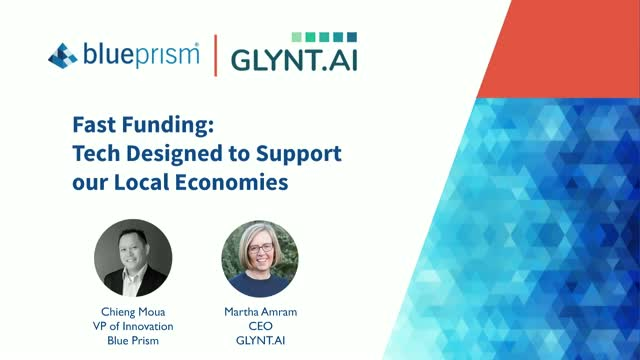 Fast Funding: Tech Designed to Support our Local Economies