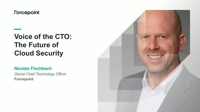 Voice of the CTO: The Future of Cloud Security