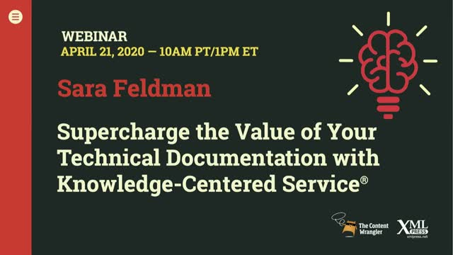 Supercharge Your Technical Documentation Value with Knowledge-Centered Service