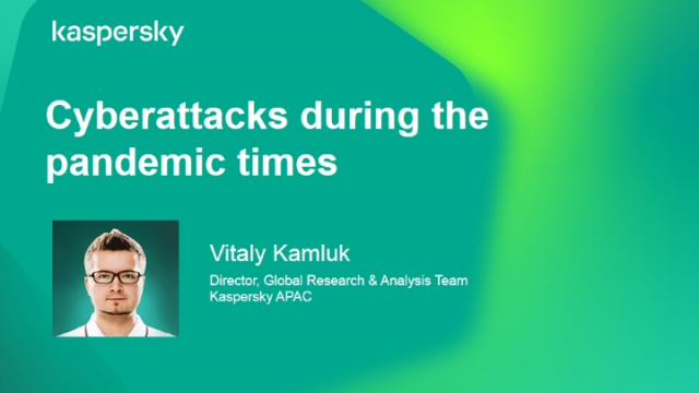 Cyber-attacks during the pandemic times