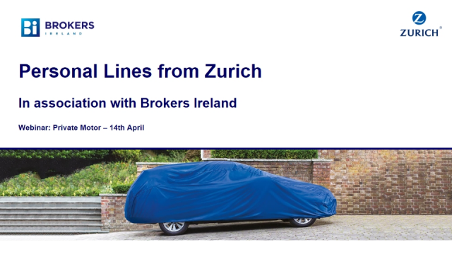 Personal Lines from Zurich Insurance