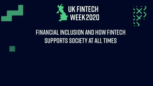 Financial Inclusion and How FinTech Supports Society at All Times