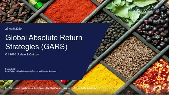 Global Absolute Return Strategies (GARS) Fund update