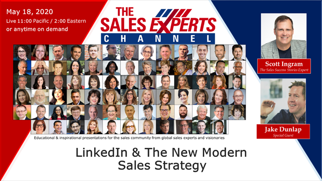 LinkedIn & The New Modern Sales Strategy