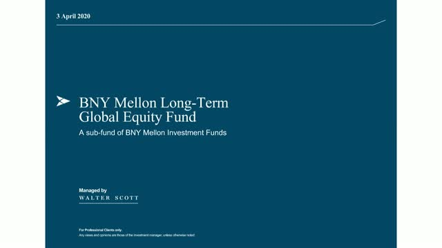 BNY Mellon Long Term Global Equity Fund update (UK)