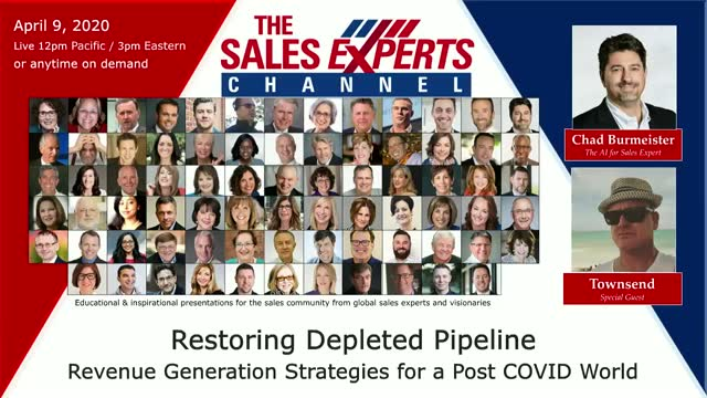 Restoring Depleted Pipelines-Revenue Generation Strategies for a Post COVID Wo