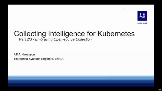 Collecting Intelligence for Kubernetes Part 2