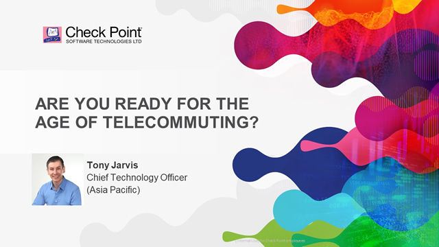 Are you ready for the age of telecommuting?