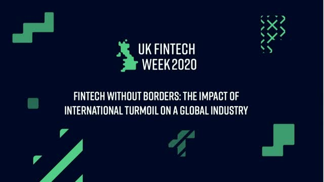 FinTech Without Borders:The Impact of International Turmoil on a Global Industry