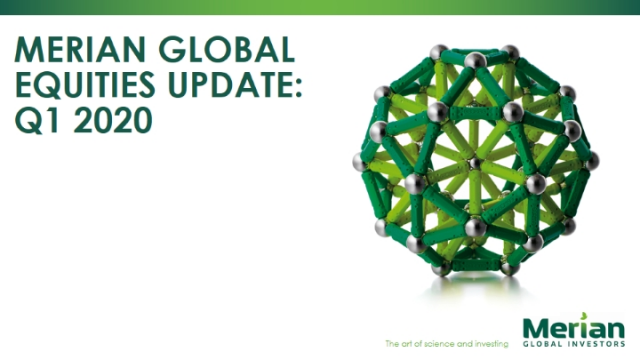 Global Equities update with Dr. Ian Heslop and Justin Wells - Q1 2020 PM