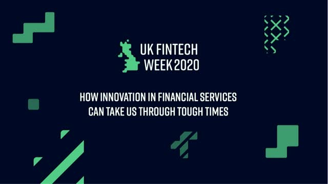 How Innovation in Financial Services can Take us Through Tough Times