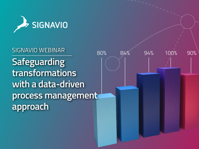 Process Mining Webinar: Safeguarding Transformations with Process Management