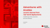 Adventures with Red Hat Ansible Automation: Lessons from real-world deployments