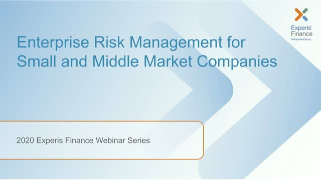 Assessing Risk for Smaller Companies