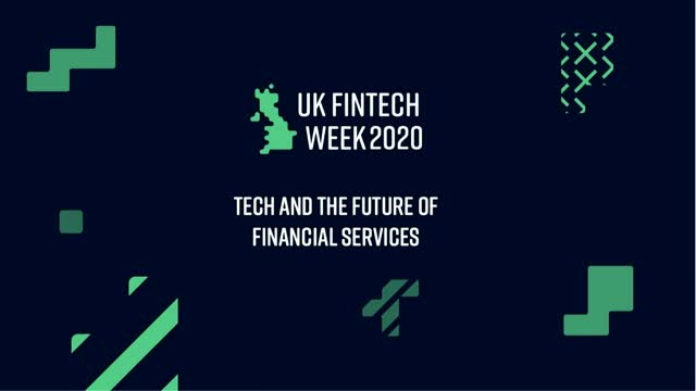 Tech and the Future of Financial Services