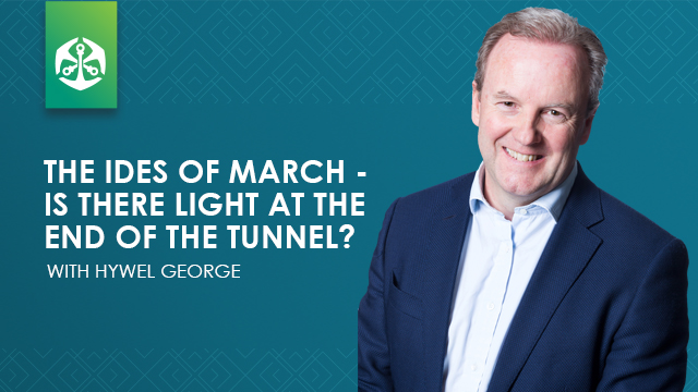 The Ides of March - is there light at the end of the tunnel?