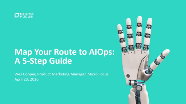 Map Your Route to AIOps: A 5-Step Guide