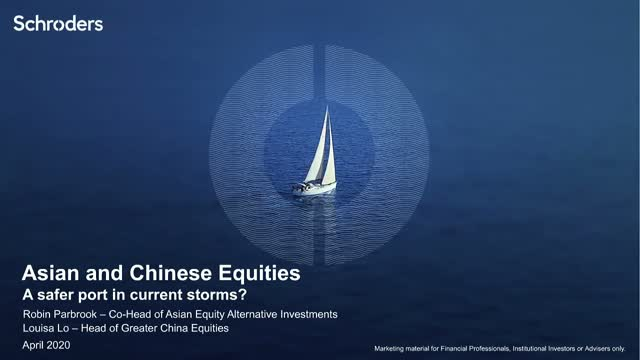 Schroders Asian & China Equities: A safer port in current storms?