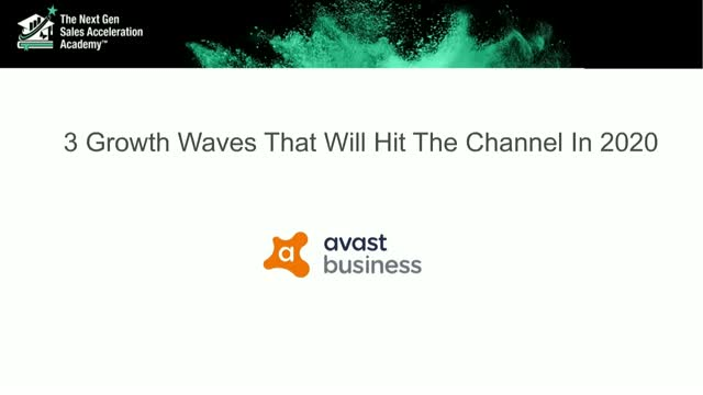 3 Growth Waves That Will Hit The Channel In 2020 & How to Mitigate the Effects