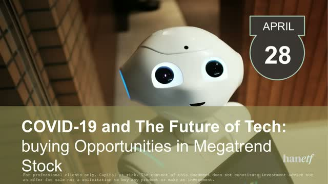 COVID-19 and The Future of Tech | Buying Opportunities in Megatrend Stock