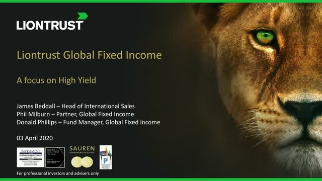 Liontrust Views - A Focus on High Yield