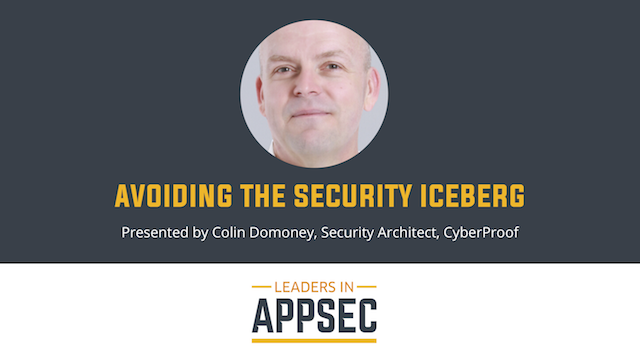 Avoiding the Security Iceberg